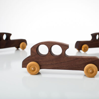 Black Walnut Cars for the Taneytown History Museum