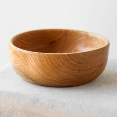Oak Bowl by Doug Heck